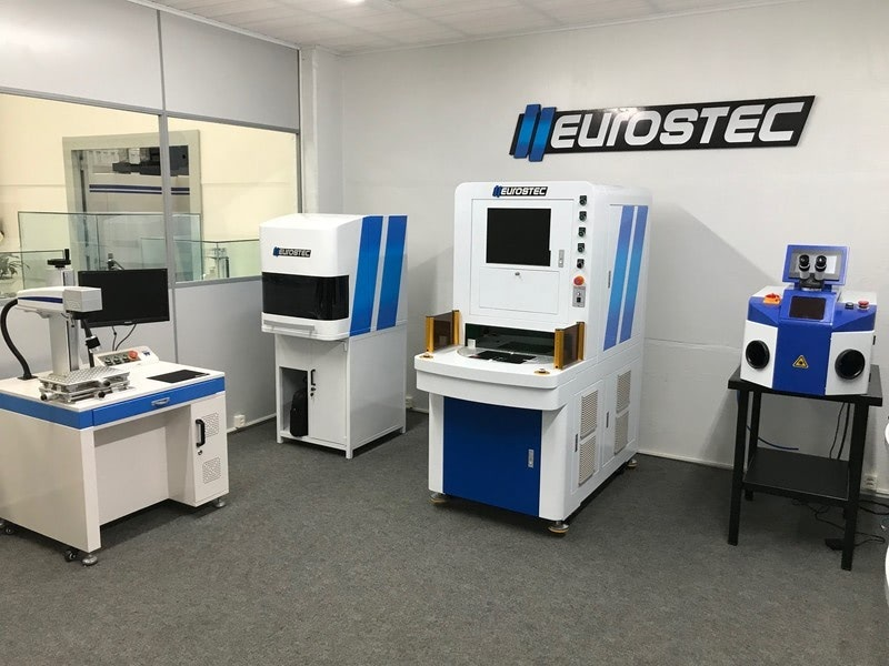Usinagem a Laser - 3D - EURO 30F 3D