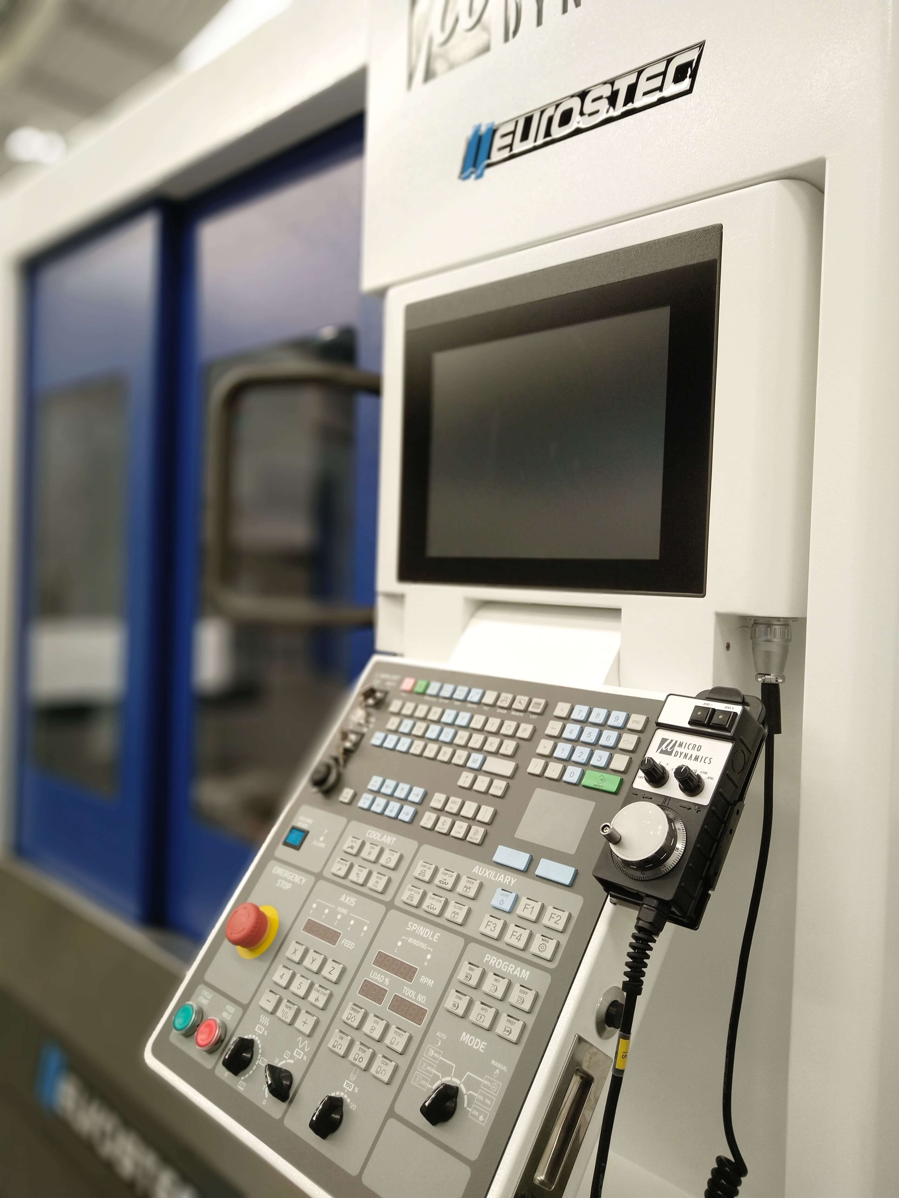 Centro de Usinagem Vertical CNC - MEGA 40V